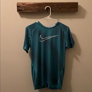 Nike pro fitted shirt size xl (fits like M)